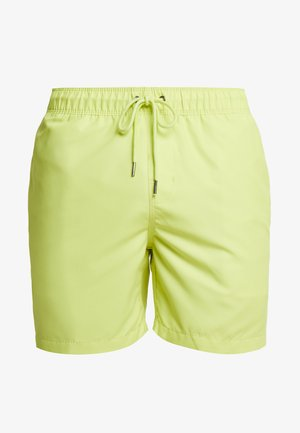 Swimming shorts - neon yellow