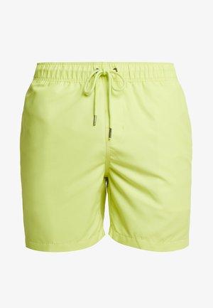 Bañador - neon yellow