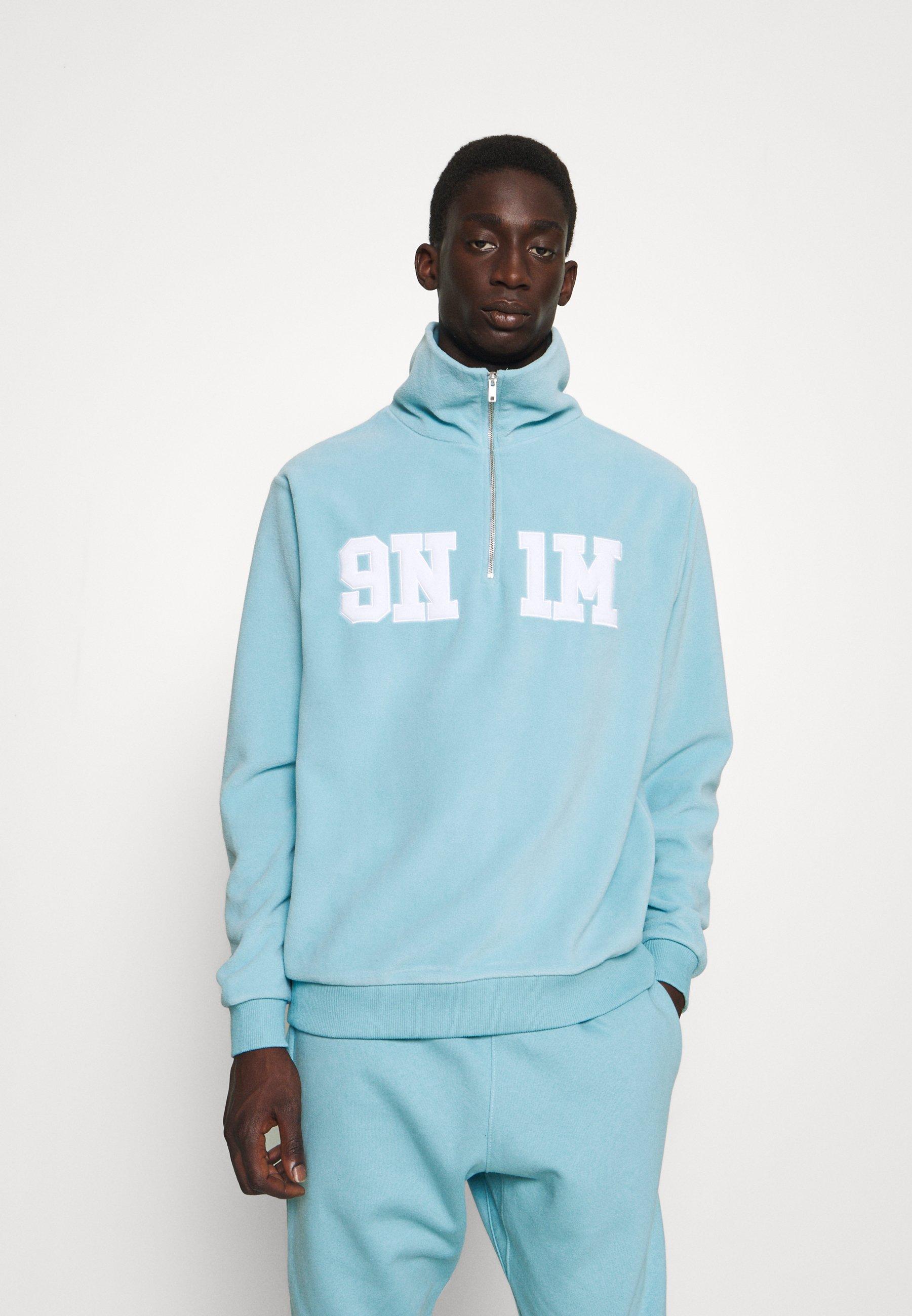 Homme HALF ZIP UP UNISEX - Sweatshirt