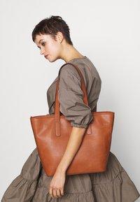 Esprit - Handbag - rust brown - 1