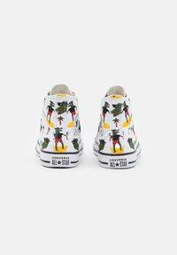 Converse - CHUCK TAYLOR ALL STAR  - Zapatillas altas - white/multicolor/black - 2
