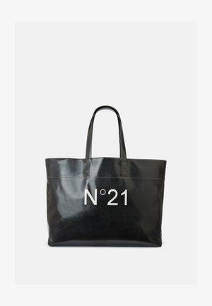 SHOPPER SACCHETTO - Tote bag - black