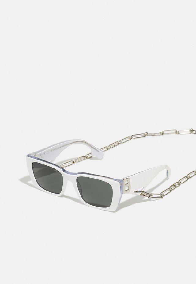 Solglasögon - white/transparent
