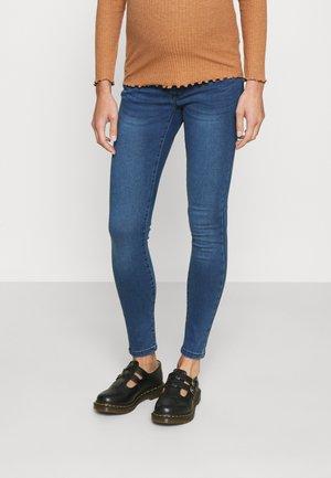 VMMSOPHIA - Jeansy Skinny Fit - medium blue denim