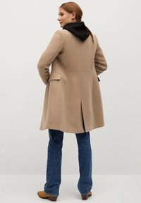 Mango - BOMBONS - Manteau classique - medium brown - 2