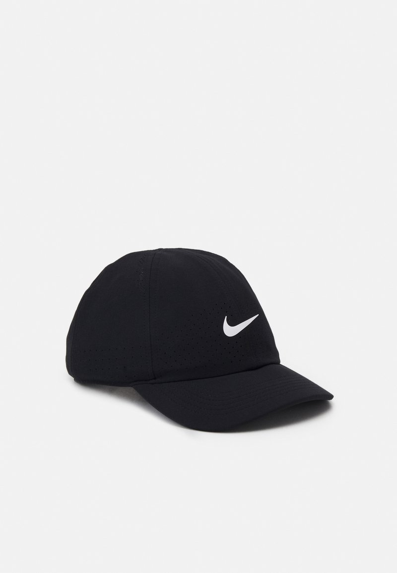 Nike Performance - AERO ADVANTAGE UNISEX - Lippalakki - black/white