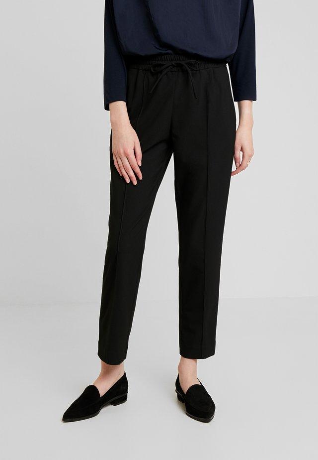 CANNI - Pantalones - black