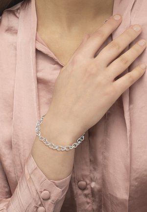 PLUTOS - Bracelet - silver-coloured