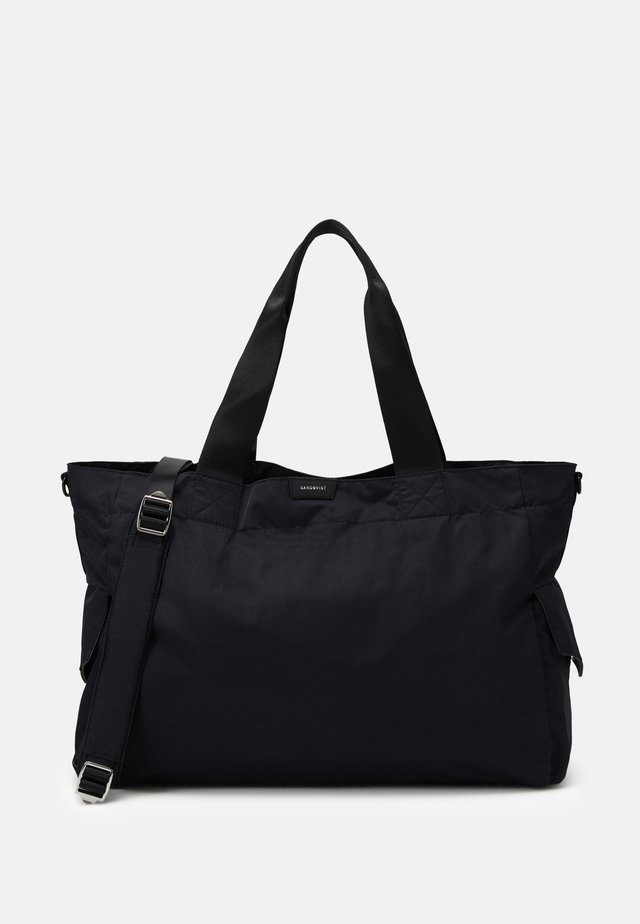 HAILEY - Shopping bag - black
