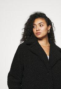 CAPSULE by Simply Be - COAT - Classic coat - black - 4