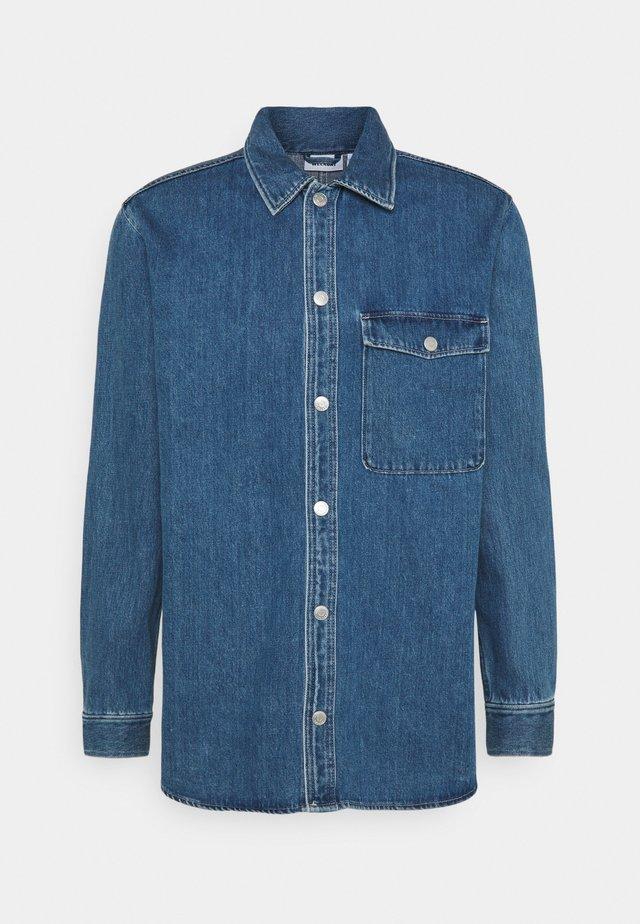 BENTON SOBER  - Koszula - sober blue
