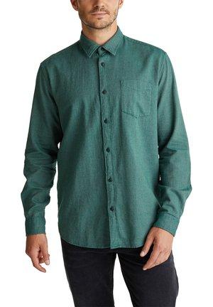 OCS F BRU HRGB - Shirt - bottle green
