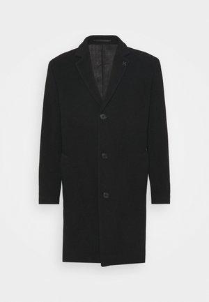 COAT CLOUD - Klassischer Mantel - black