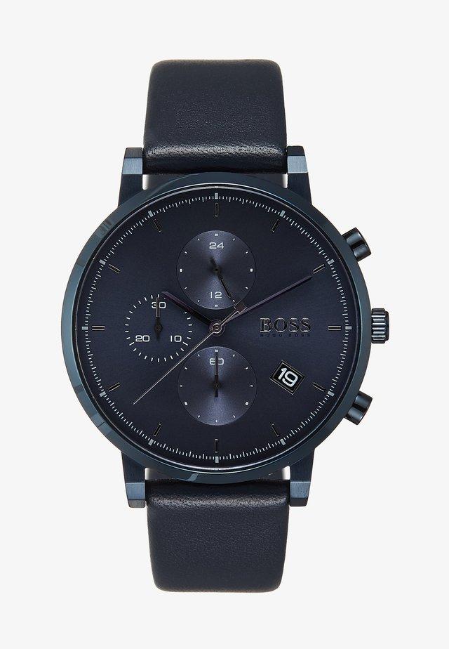 INTEGRITY - Chronograph - blue