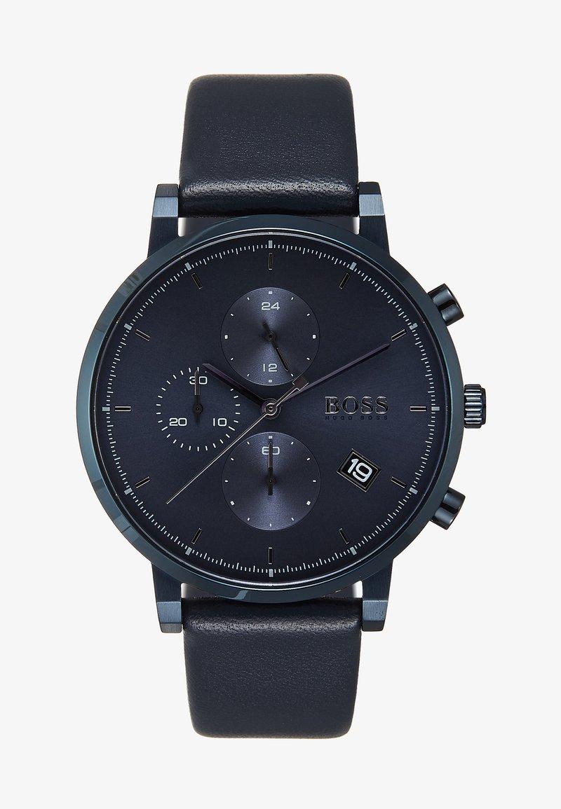 BOSS - INTEGRITY - Chronograph watch - blue