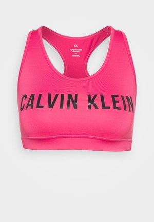 MEDIUM SUPPORT - Sport-bh met medium support - pink