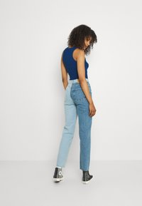 BDG Urban Outfitters - TWO TONE PAX - Relaxed fit jeans - summer blue - 2