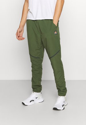 TRELINO TRACK PANT - Tracksuit bottoms - green