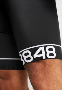 8848 Altitude - SANTO BIKE BIB SHORTS 2.0 - Tights - black - 6