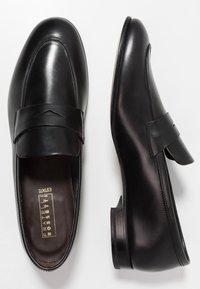 Fratelli Rossetti - Elegantní nazouvací boty - york nero - 1