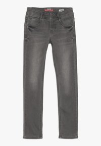 Vingino - APACHE - Jeans Skinny Fit - dark grey vintage - 0