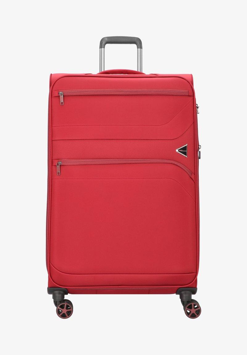 Cocoono - DEVOTION  - Valise à roulettes - red