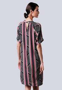 Alba Moda - Day dress - schwarz,pink - 2