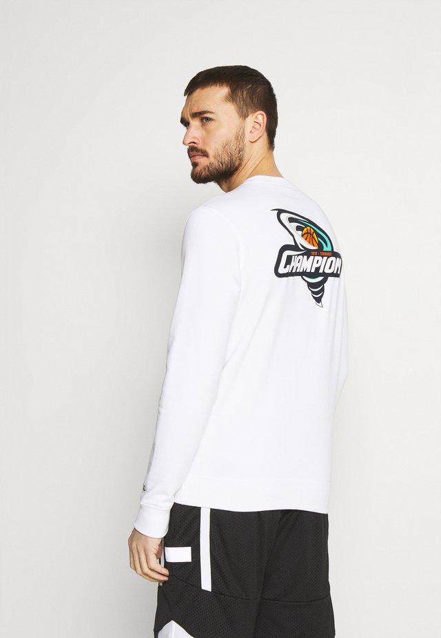 CREWNECK - Sweater - white