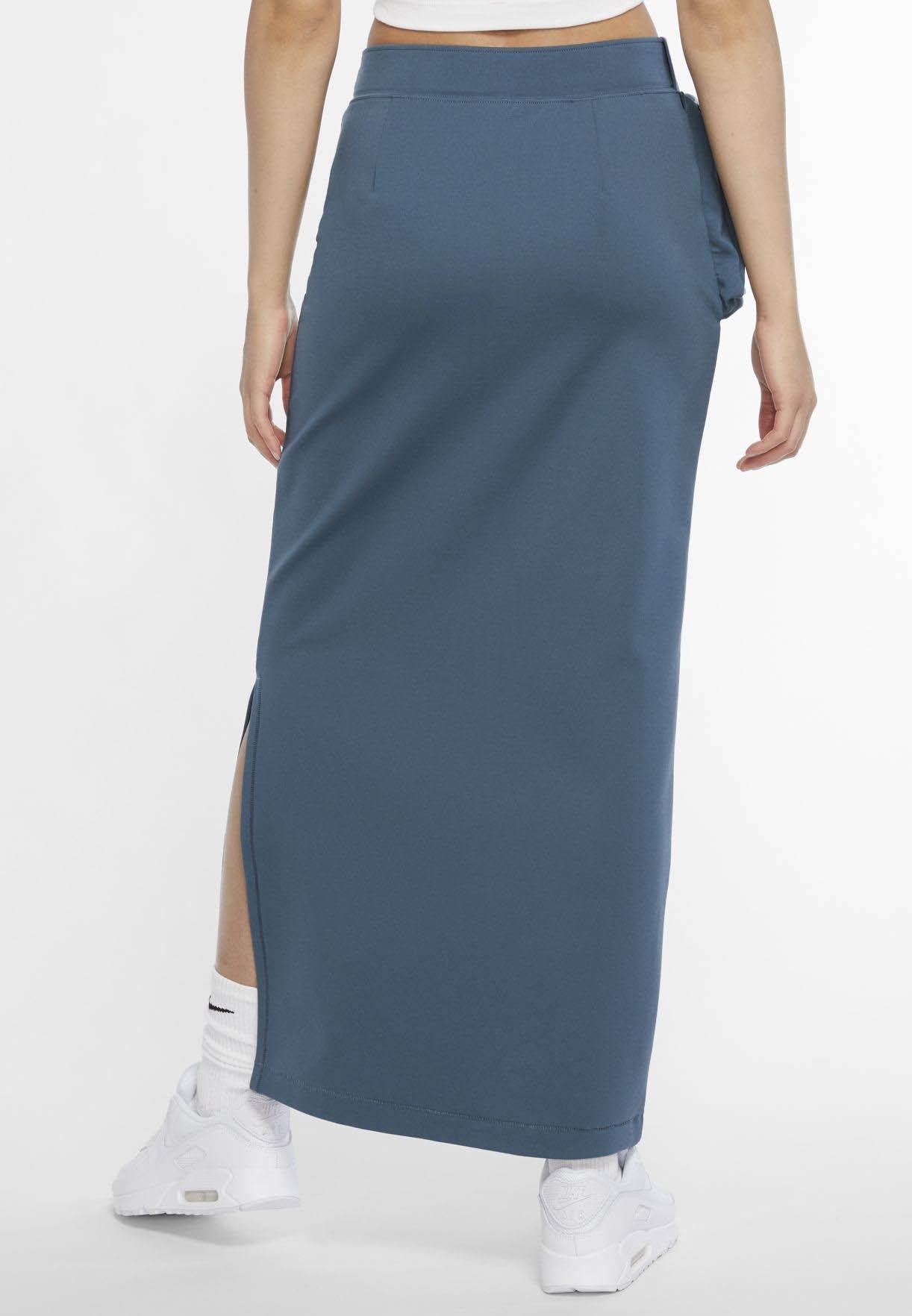 Nike Sportswear Pencil skirt - ash green t7W4H