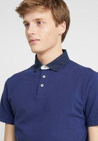 Hackett London - RIVIERA - Polo shirt - navy/blue - 4