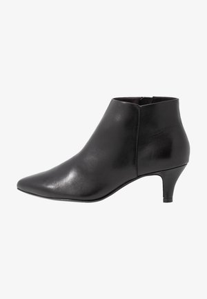 LINVALE SEA - Ankle boots - black