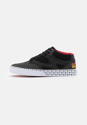 KALIS AC/DC - Trainers - black/white/red