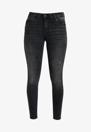 NMKIMMY  SKINNY JEANS - Jeans Skinny Fit - black