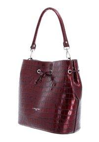 LANCASTER - Handbag - rubis - 3