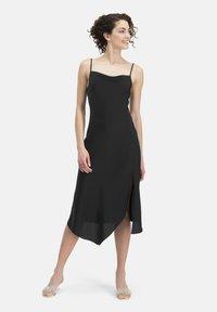 Nicowa - AMONA - Cocktail dress / Party dress - schwarz - 0