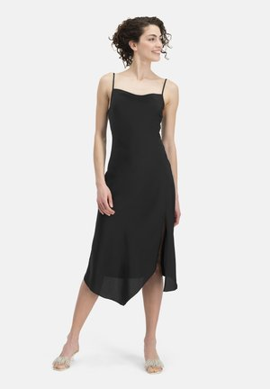 AMONA - Cocktail dress / Party dress - schwarz
