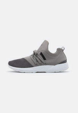 RAVEN S-E15 - Trainers - silver/grey/black