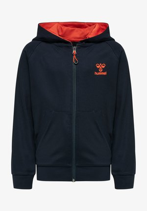ACTION - Zip-up hoodie - dark sapphire fiesta
