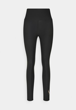 SCULPTURE HIGH WAIST  - Leggings - matt beige