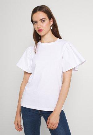 BYREGITTA  - Print T-shirt - optical white