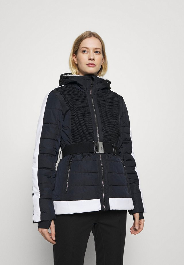 ERSTA - Ski jacket - dark blue