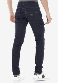 Cipo & Baxx - Slim fit jeans - blauw - 2