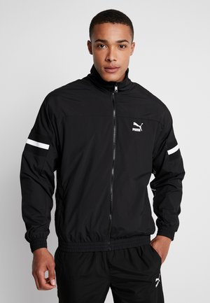WOVEN JACKET - Veste de survêtement - black