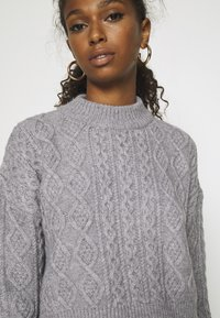 Fashion Union - CABBIE - Jumper - grey - 5