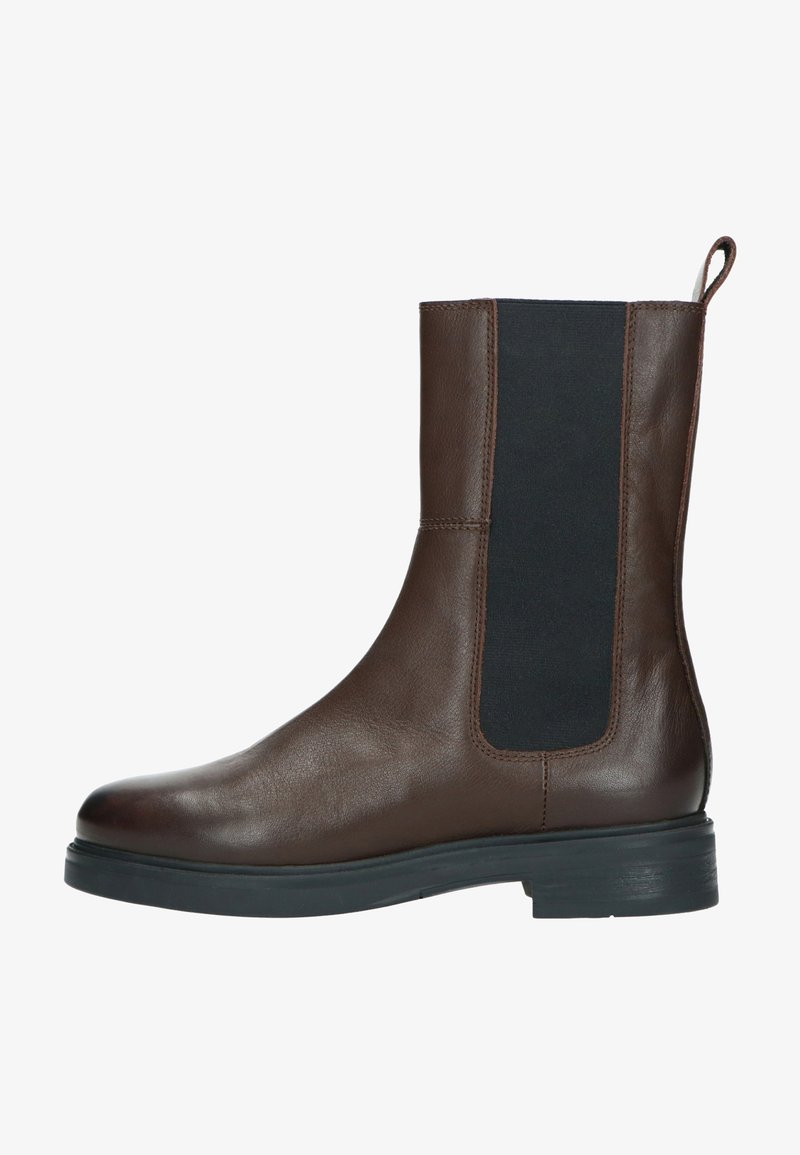 Manfield - Classic ankle boots - braun