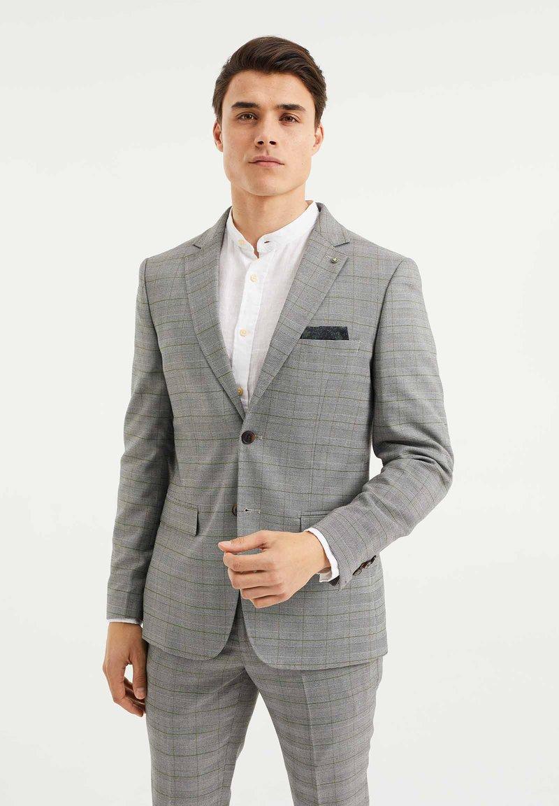 WE Fashion - Sako - blended dark grey