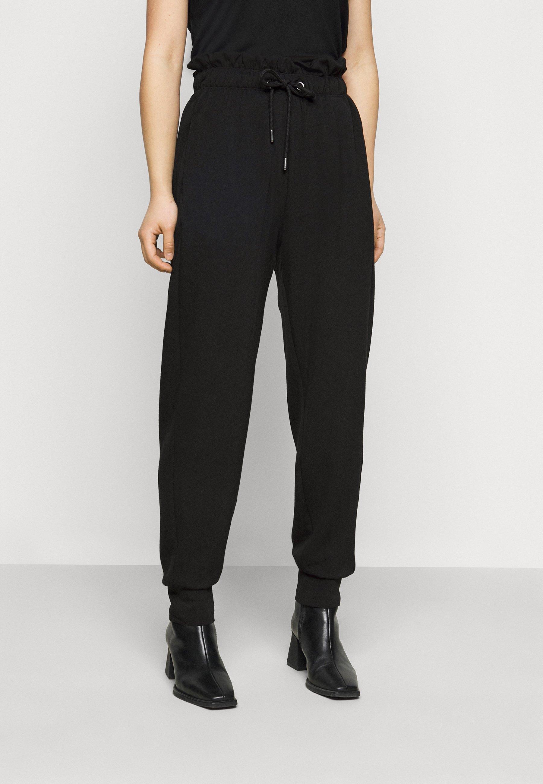 Femme ONLPETRA PAPERBAG PANT - Pantalon classique