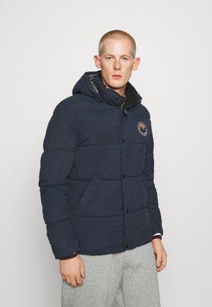 JJSURE PUFFER JACKET - Winter jacket - navy blazer