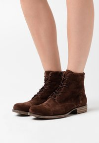 Anna Field - LEATHER  - Ankle boots - brown - 0