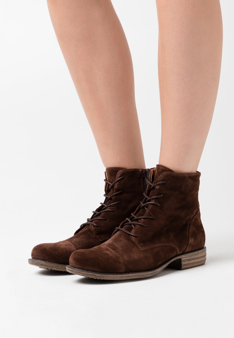 Anna Field - LEATHER  - Ankle boots - brown